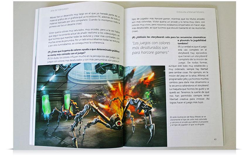 Libro de Arte de Videojuegos